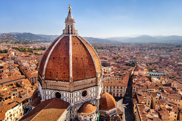 Pisa, Florence and Chianti Wine Private Day Trip