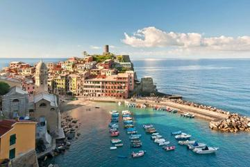 Tour por Cinque Terre en monovolumen desde Pisa