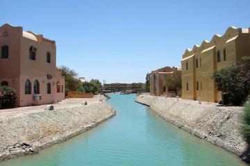 El Gouna sea trip from Hurghada