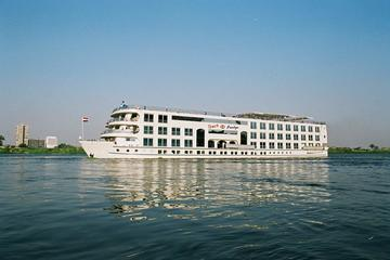 5 Day Nile River Cruise from Luxor to Aswan