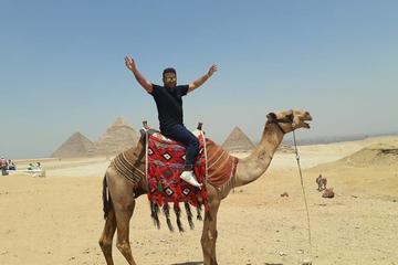 Gizeh-Pyramiden Sphinx Sakkara und...