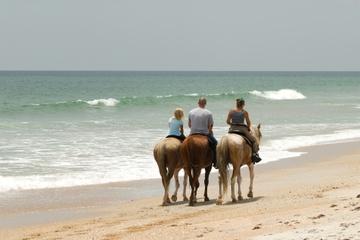Visite sur la plage de Negril à cheval, en petit groupe