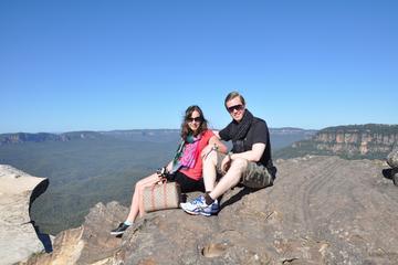 Dagsresa i liten grupp till Blue Mountains från Sydney