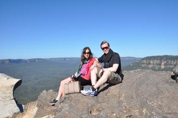 Viagem de um dia para as Blue Mountains para grupos pequenos saindo...