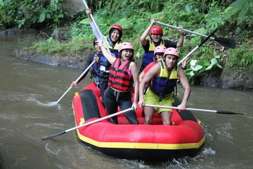 Combination White Water Rafting, Spa & Lunch