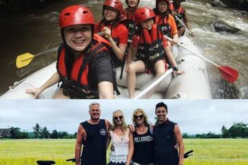 Two - Days White Water rafting & Cycling Experience - Ubud
