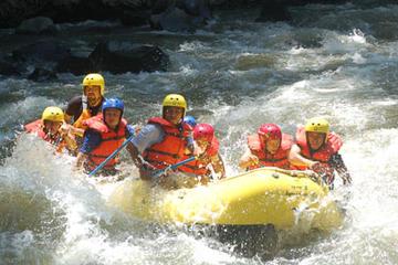 Private Tour: Guajoyo River-Rafting Adventure