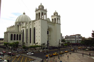 San Salvador Full Day City and Volcano Group Tour