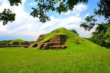 San Salvador Layover Tour: Mayan Route Including Joya de Cerén