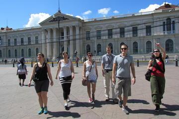 San Salvador Stopover City Tour and Adventure