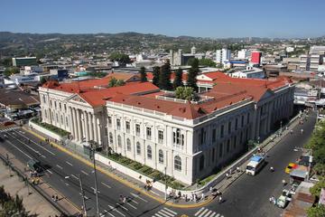 Zwischenstopp-Tour in San Salvador: Stadtrundfahrt und Joya de Cerén