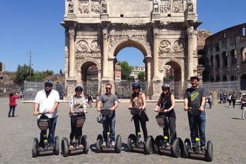 Die Segway Tour durch das antike Rom...
