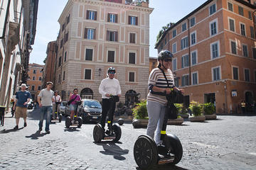 Private Segway Experience with Lunch: Trastevere Quarter in Rome