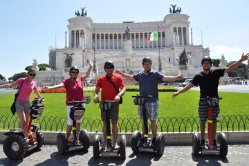 Recorrido en Segway de un día por Roma con almuerzo