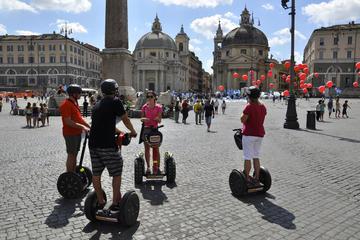 Rom: Segway-Tour, Keine-Warteschlangen-Ticket für Kolosseum (optional)