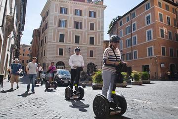 Segway-Erlebnis im Stadtviertel Trastevere in Rom mit Mittagessen