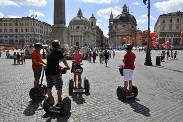 Segwaytur med Roms höjdpunkter med snabbinträdesbiljett till ...