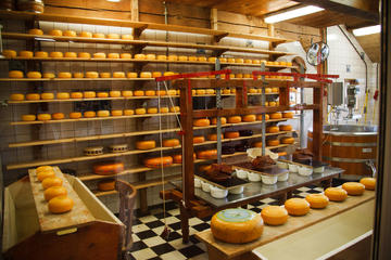 Sightseeing Tour Cheese Factory ...