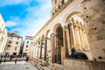 Split Walking Tour Including Diocletian's Palace