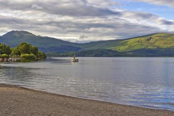 Excursión de un día desde Edimburgo al lago Lomond, Glasgow y el...