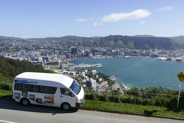Circuit en bus à arrêts multiples à Wellington