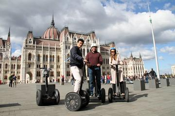 Budapest: 1,5-Hour Segway Adventure