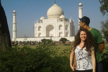 Privat samme dag Agra Fatehpur Sikri...