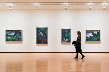 Evite las colas: entrada a la galería...