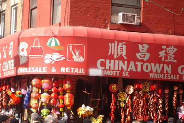 Day Trip Chinatown Food Tour and Historic Downtown Walking Tour near New York, New York