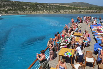 Blue Lagoon Day Cruise from Pissouri