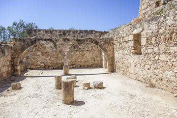 Cyprus Wine Tasting, Villages and Ancient Sites Day Trip from Paphos...