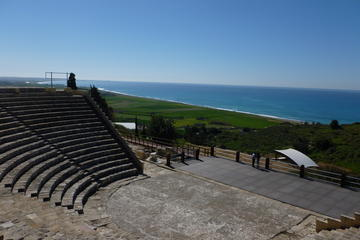 Day Trip: Kourion Ancient Theatre, Kolossi Castle and Cyprus Villages...