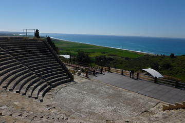 Day Trip: Kourion Ancient Theatre ...