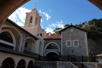 Day Trip to Kykkos Monastery from...