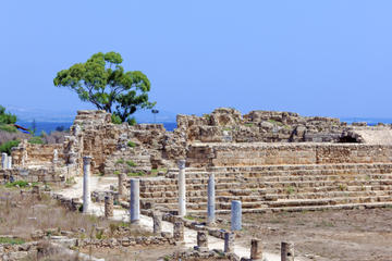 Famagusta and Salamis Day Trip from Paphos