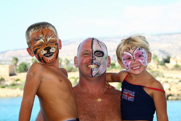 Family Fun Day Cruise from Pissouri