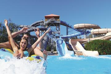 Fasouri Waterpark from Pissouri