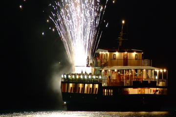 Fireworks Night Cruise from Pissouri