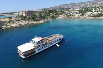 Half Day BBQ Cruise from Pissouri