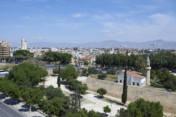 Highlights of Nicosia from Limassol