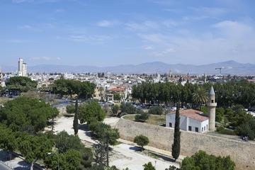 Highlights of Nicosia from Paphos
