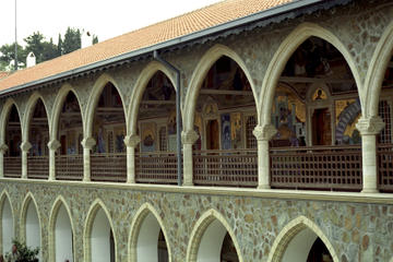 Kykkos Monastery and Troodos Mountains Day Trip from Paphos and...
