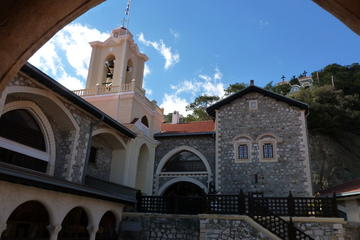 Kykkos Monastery Day Trip from Paphos Town