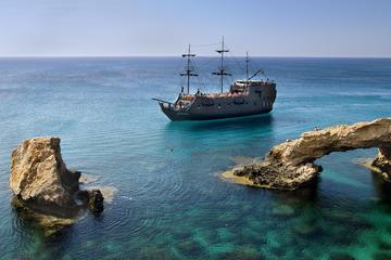Mega Day Black Pearl Cruise from Ayia Napa