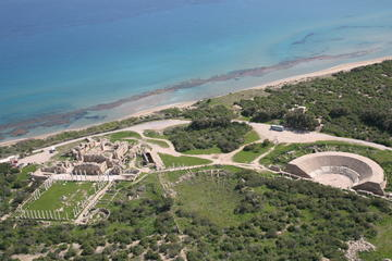 Salamis Ancient Kingdom and Famagusta from Limassol