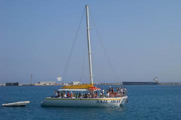 Sunset Catamaran Cruise from Limassol