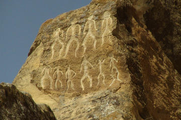 Gobustan Tour and Mad Volcanoes - tour to stone age