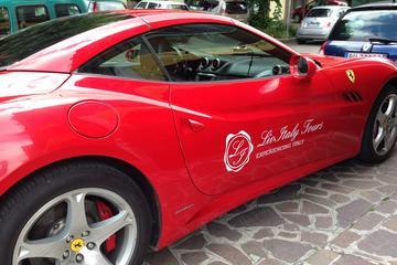 Expérience Ferrari d'une journée complète avec essai de conduite