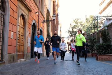 Rome Historic Center Jogging Tour