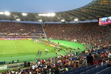 VIP Seating at AS Roma's Stadio